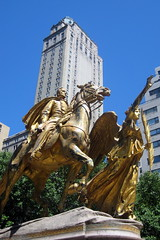 NYC - Grand Army Plaza: Sherman Monument by wallyg, on Flickr