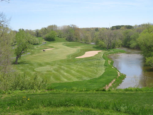 Blackwolf Run, The River Course, Kohler, Wisconsin