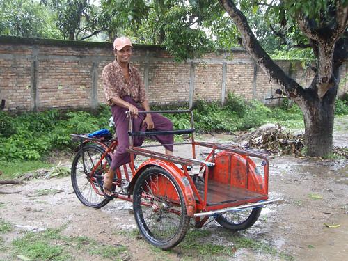 Burmese Taxi
