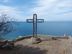 Cefalu, Kereszt a Sziklán (ossian71) Tags: olaszország italy italia szicília sicily cefalu tájkép landscape kereszt cross