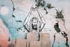 Street Art. Varanasi, India (Marji Lang Photography) Tags: artistpainting banaras benares canonef50mm12l canoneos5dmii hindu india indian indiansubcontinent travelanddocumentaryphotography travelphotography uttarpradesh varanasi abstract aghori art artistic atmosphere crackedwall dark death documentary emotional ghats hinduism horizontal humanskull lifeanddeath man meaning meaningoflife metaphore mood nopeople noperson nobody oldwall painted paintedwall painting photography religion sadhu skull spirit spiritual spirituality streetart streetartist texture travel urban urbandecay wallart wallpainting