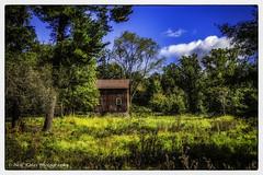 Old Farm House_DSC2628 photoshop NIK edit © (nkatesphotography) Tags: buckscounty pa nikond4 nikon2485mmf3545g scenic landscape outdoors nature farms