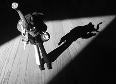 The Elephant Man (englishpianobloke) Tags: toy toys elephant man beatle legs theelephantman