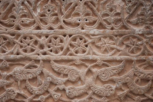 Cubeta de Abd al-Malik. Museo Dâr si Sa'îd, Marrakech