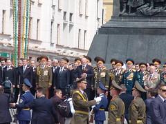 Alexander Lukashenko Da de la Victoria (Bielorrusia Existe) Tags: alexandr lukashenko