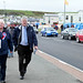 Jim Mcclarty|Walking thr NW200 course