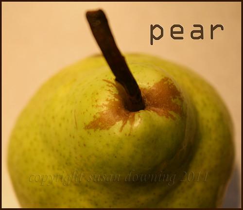 Pear {265/365}