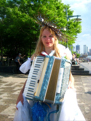accordion of the day