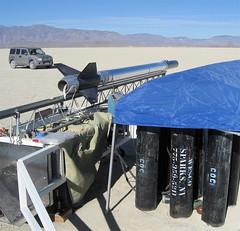 BIG Hybrid Rocket