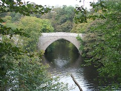 Brig O' Balgownie (Queenbie) Tags: bridge river aberdeen seaton riverdon balgownie