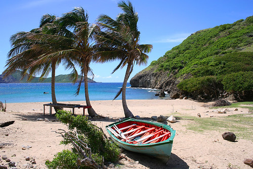 plage de Rodrigue photo guadeloupe by Rh.P.