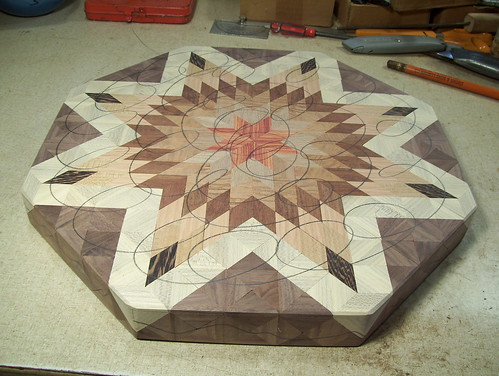 Making a Lazy Susan #50