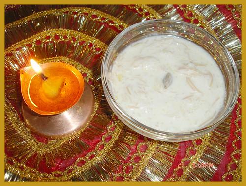 Karva Chauth ki Sargi: Vermicelli Pudding
