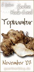 Garten-Koch-Event: Topinambur [30.11.2007]