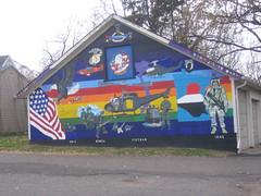 Veteran's Mural