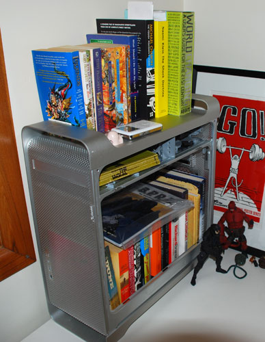 powermac g5 bookcase