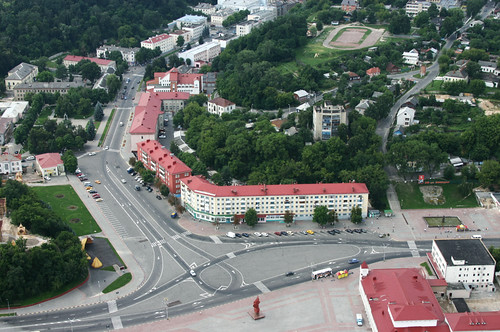 Фото города Мозырь.