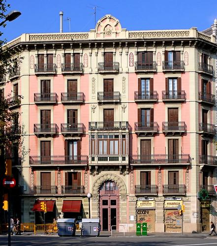 Barcelona - Gran Via 571 a