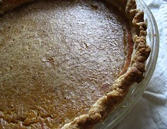 Lisa's Kitchen's Pumpkin Pie