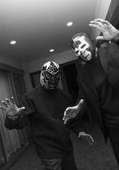 That 70s Show (jbilohaku) Tags: blackandwhite bw man blancoynegro mxico mexico mexicocity bn luchalibre mascara hombre viro ciudaddemxico meksikurbo meksiko blankakajnigra