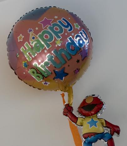 Talia Birthday deco