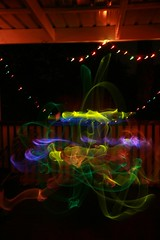 Christmas Glowstick Fun #1
