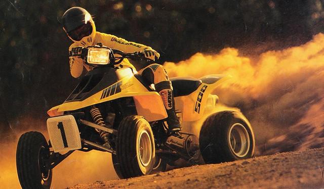 1987 suzuki quadracer
