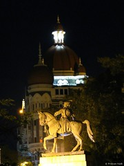 Shivaji and Taj