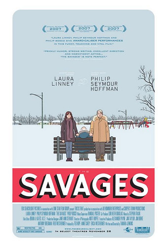 The Savages Poster / George Yang