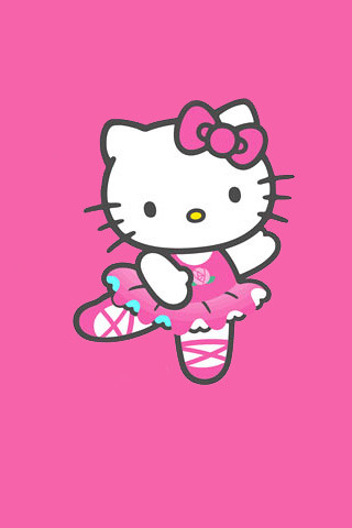 hello kitty wallpaper for ipod touch. hello kitty iphone wallpaper