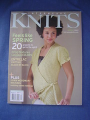 DESTASH! ~Interweave Knits Spring 2007~