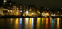 The lights of Amsterdam (kees straver (will be back online soon friends)) Tags: street city blue windows red urban orange black holland reflection window water netherlands car amsterdam bike yellow night reflections lights boat canal is europe nightshot nederland canals usm 1785mm rembrandt grachten amstel gracht canalhouses canalboats grachtenpanden f456 mywinners lookingatthewater impressedbeauty amsterdamsegrachten keesstraver canalsofamsterdam tropicalblizzard tuschinskiamsterdam enjoyingbeautifulreflections windowswithlights theamstelthroughamsterdam innercityofamsterdam