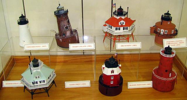 Lighthouse display