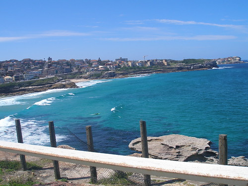 View Over Bronte Beach