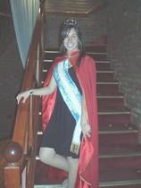 1º Princesa Fiesta Nacional del Maní -Gimena Giorgetti-