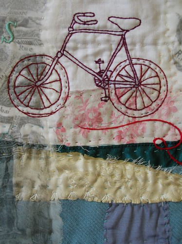 Velo a Paris, detail 2006