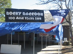 2008 Rocky Raccoon 100 Race HQ