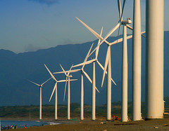 Bangui Bay Windmills