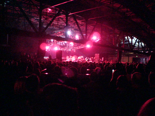 Smashing Pumpkins In Concert