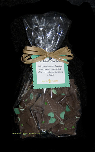 St Patricks Day bark