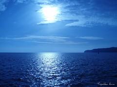 Gdynia (anka.anka28) Tags: blue sea sky sun nature water poland polska gdynia seasunclouds platinumheartaward tzf1