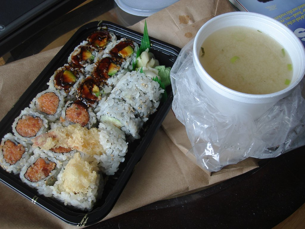 best sushi lunch specials midtown