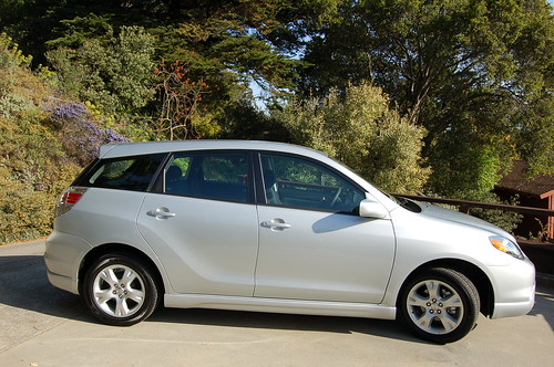 Toyota Corolla Mpg >> Used Car Feature: 2003-2008 Pontiac Vibe / Toyota Matrix (35.5 MPG)