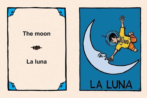 La Luna spread