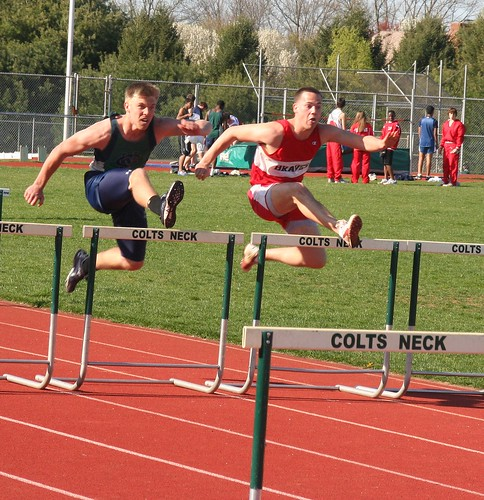 Colts Neck and Marlboro Hurdlers