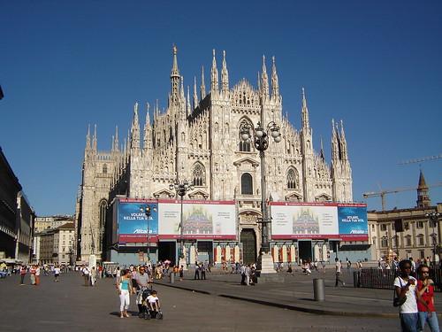 Duomo, Milano por anglogean.