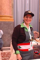 Golda, dal Libano per amore del pesto