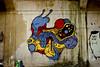lumaca (ufocinque) Tags: blue red yellow blu snail ufo giallo che tu lumaca rosso colori cosmic cosmica novara vuoi ufo5 ufocinque
