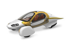 Aptera Hybrid car