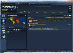 woopra screenshot